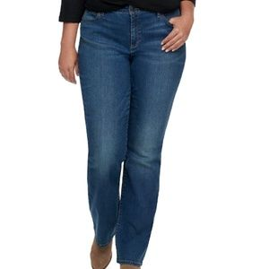 Sonoma Curvy Fit Bootcut Jeans